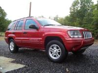 Good 2004 Jeep Grand Cherokee Special Edition, 123000