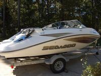 COMES WITH A KARAVAN TRAILER. BOAT IS IN EXCELLENT