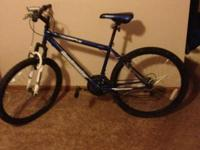 good bike for sell only thing wrong is left peddle is