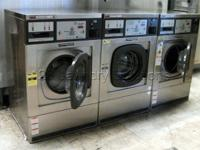 Continental Front Load Washer H5020 Used 120V 60Hz 1Ph