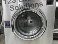 Dexter T400 Front Load Washer 1ph Stainless Steel Rate: