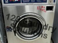 Dexter Triple load Front Load Washer 208-240v Stainless