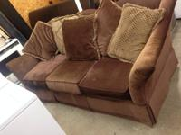 Selling sofa in good condition. Only $100. Call or text