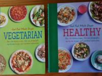 $5 each or $8 for both Brand New Cook Books: *Good Food