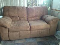 sale in Keller/Fort Worth location:. Love seat, mocha -