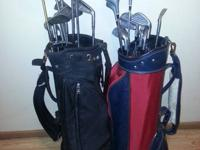 *GOOD GOLF CLUB SETS* ( MAKE GOOD OFFER ) if interested