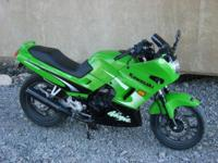 2003 Kawasaki Ninja 250. Super nice Ninja that looks