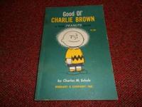 GOOD OL' CHARLIE BROWN BOOK WAS PUBLISHED IN 1957 BY