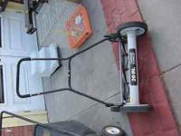 "task force 20"" push mower 35.00 also have other farm"