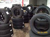 call  $20 Dollar Tires Good Used Tires with a warranty