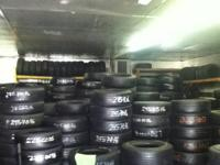 **GOOD Used Tires @LOW Price**  We have the largest