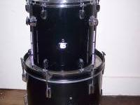 "Good starter drums to build a kit for beginner. 20"" x"