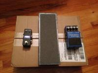 Goodrich L120 Volume Pedal (The low version)  - great
