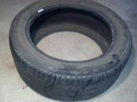 Used Goodyear tire 245/45-17 Txt @ 620-482-4 seven 6