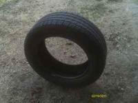 used goodyear eagle 275/55 R20 great shape lots of