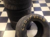 $75 each tire obo. Intermediate Rains New-Old Stock