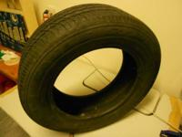 Goodyear Eagle GT. Made use of, however good tire with