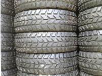 I have many various military tires Have pre-owned and