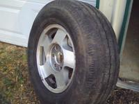 Goodyear Wrangler P 245-75-R16 M+S TIRES ONLY ONLY