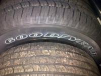 I have a full set of wranger HP 265/70/17 Tires that