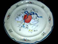 I have 6 sets of Goose China Plates, Bowls, one cup and