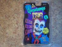 Goosebumps Screamer Ages 7 and up. 4 Eerie Sound