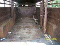 Gooseneck grain trailer - (NW Iowa) for Sale in Quincy ...