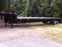 Lowboy Gooseneck Trailer- Well Built by TrailerDeals4U,