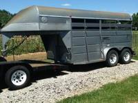 I bought this trailer new in 1998. Ponderosa 12'