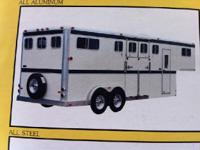 1985 Tracer quot brazilia quot 3 5 horse gooseneck with