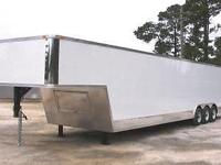 2014 BRAND-NEW GOOSENECK ENCLOSED VEHICLE HAULER 8.5