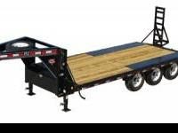 Inventory: Pipe Hauler (PT), Powered Full Tilt (TF),
