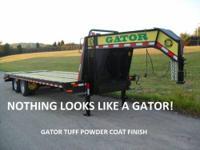 GATORMADE Inc, Trailer Manufacturing Gator Trailers