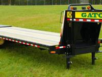 Thanks for your interest in our Dual Tandem gooseneck