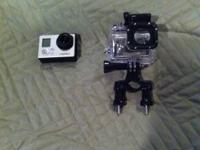 I have a gopro hero 3. Asking 250 for it. I have way a