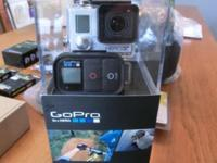 GoPro Hero 3+ Black Edition Camera, brand new in box.