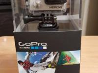Up for sell is a Brand new factory sealed GoPro hero 4