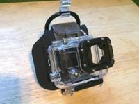 Up for sale is the GoPro Wrist Housing Accessory. Never