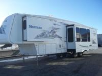 2005 Keystone Montana Fifth Wheel. Definitely Gorgeous!