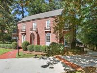Gorgeous four-sides brick traditional in Historic Druid
