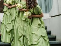 Gorgeous Strapless Bridesmaids Dresses!! I have three