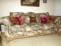 MOVING MUST SELL our sofa - from Schnadig.$450