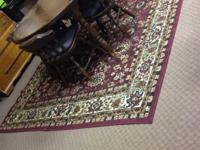 This Gorgeous Clean Floor Rug is in wonderful disorder!