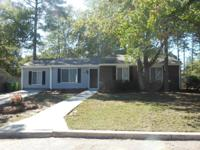 Completely turn key 4 bedroom one story brick ranch in