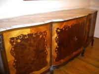 Dixon Powdermaker Dining Table Cabinet Amp Hutch Bedroom