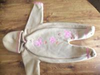 I have for sale an adorable tan girls coverall with