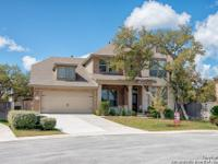Gorgeous home in Gated Alamo Ranch Community! 4 Beds,
