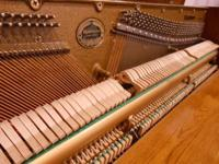 A must see!! The Inside and the exterior of this Piano,
