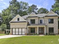 Gorgeous new construction in the hot Sexton Woods