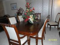 Amazingly Beautiful Extra Large Formal Dining Room Set